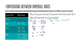 SI and Imperial Units of Measure