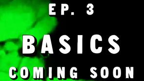 3. Basics (coming soon)