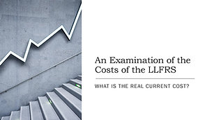 An Examination of the Costs of the Lower Lee Flood Release Scheme