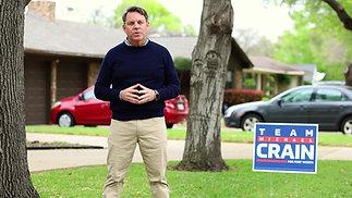 Michael Crain District 3 Councilman
