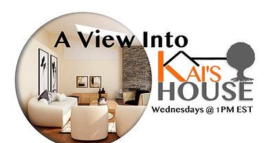 Invitation to A View Into Kai's House