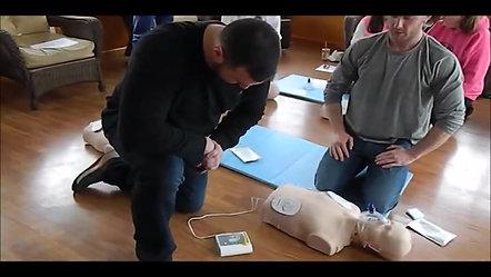 HVCS: CPR Training