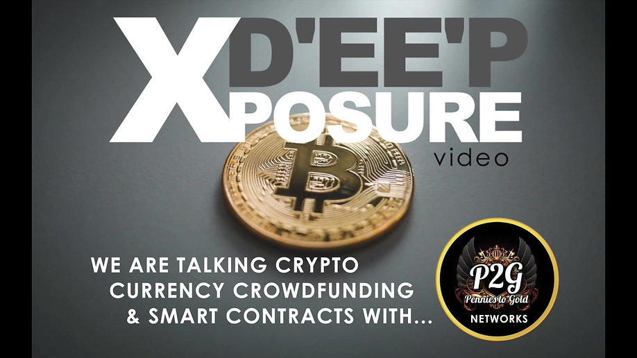P2G Networks talks about Crypto Crowdfunding
