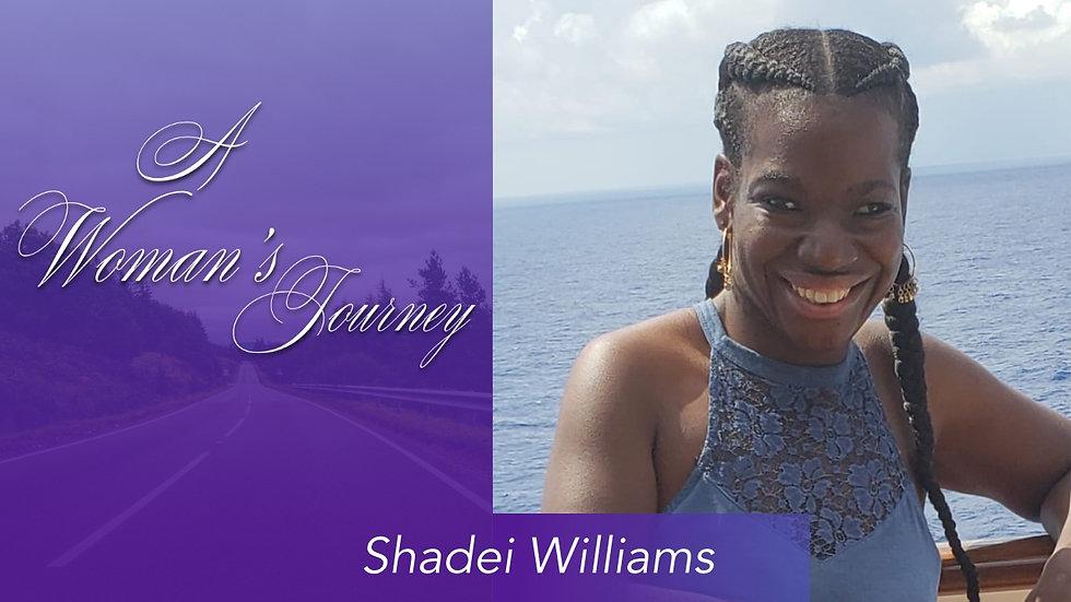 AWJ: Shadei Williams