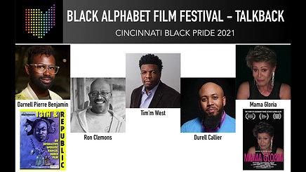 CBP: Black Alphabet Film Festival 2021