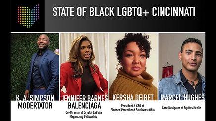 Town Hall: State of Black LGBTQ+ Cincinnati