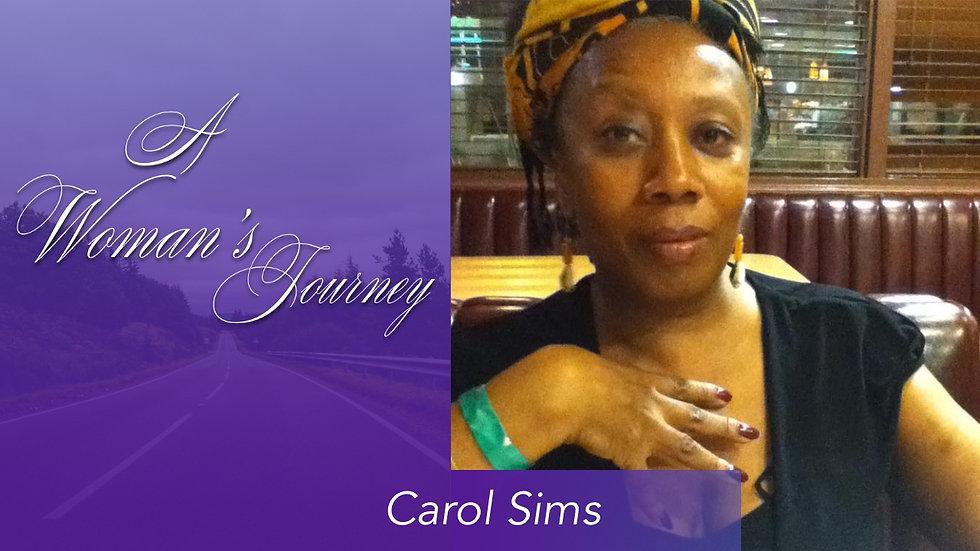 AWJ: Carol Sims
