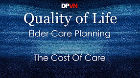 QOL: The Cost Of Care