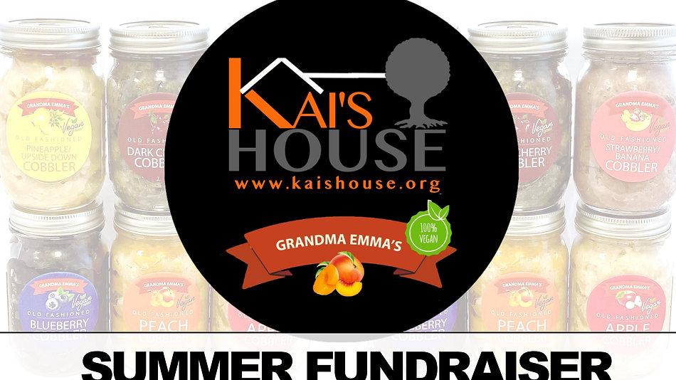 Kai's House Summer Fundraiser - 2021