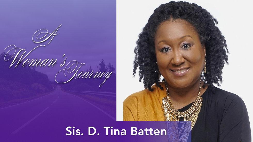 AWJ: Sis. D. Tina Batten