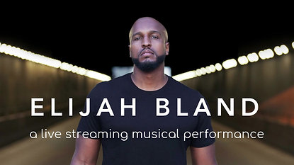 Streaming Live Elijah Bland March 26, 2020