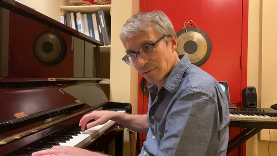 The Story of Ganga: Behind the Scenes with the Composer Jerome Korman