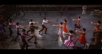 the GIF of Dance Collage