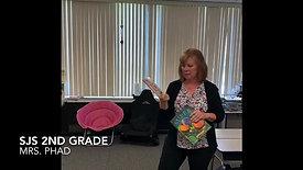 2nd Grade - Mrs. Phad