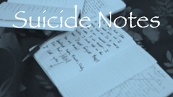 Suicide Notes Trailer