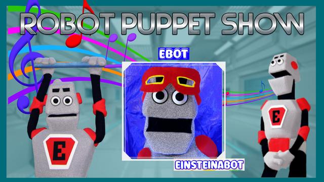 Robot Puppet Show