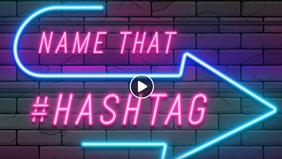 Name that Hashtag