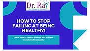 How To Stop Failing At Being Healthy