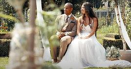 Bruiloft Max en Eva