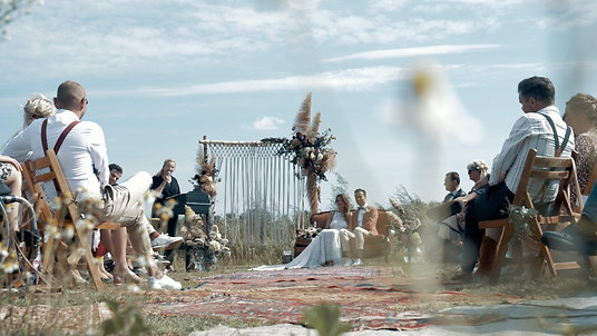 Bruiloft Rik en Fleur