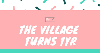 The Village Greenwich | Our 1st Birthday%21 (1)