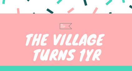 The Village Greenwich | Our 1st Birthday%21 (1)