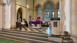 Sunday Mass 29/03/2020