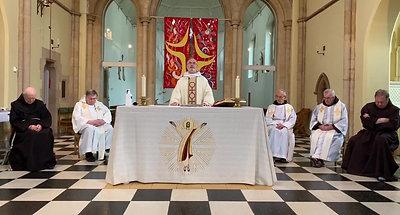 Sunday Mass 24/05/2020