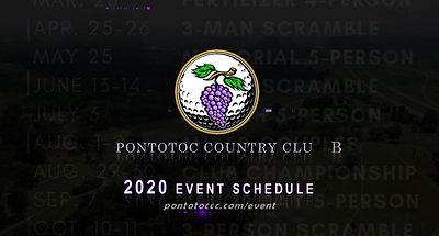 2020 Event Schedule Video