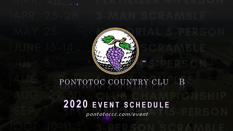 2020 Event Schedule Video