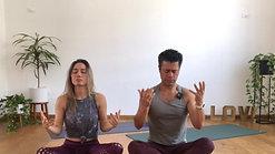 Baba Qui - Mudra Vinyasa Corazón con Intuición - Nivel 2