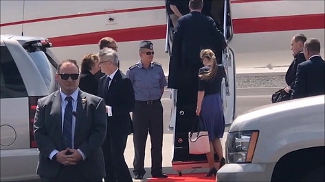 President Duda leaves Nevada on his historic visit
