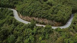 TRAWELL - Magiska  Serpentiner i Peloponnese Grekland