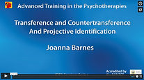 1_Transference countertransference and Projective Identification_Ms Joanna Barnes