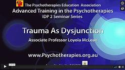 2_Trauma As Dysjunction_Loyola McLean