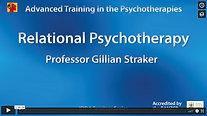 2_Relational Psychotherapy_Professor Gillian Straker