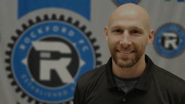 Rockford FC names Brett Suhayda team's first head coach