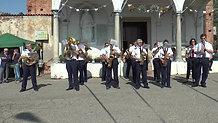 PARABIAGO  - SANTUARIO in FIORE 2018   Corpo Musicale Cittadino di Nerviano.