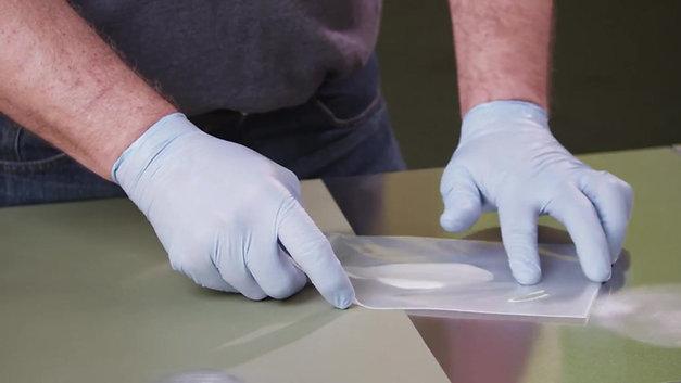 Click Bond - Adhesive Preparation