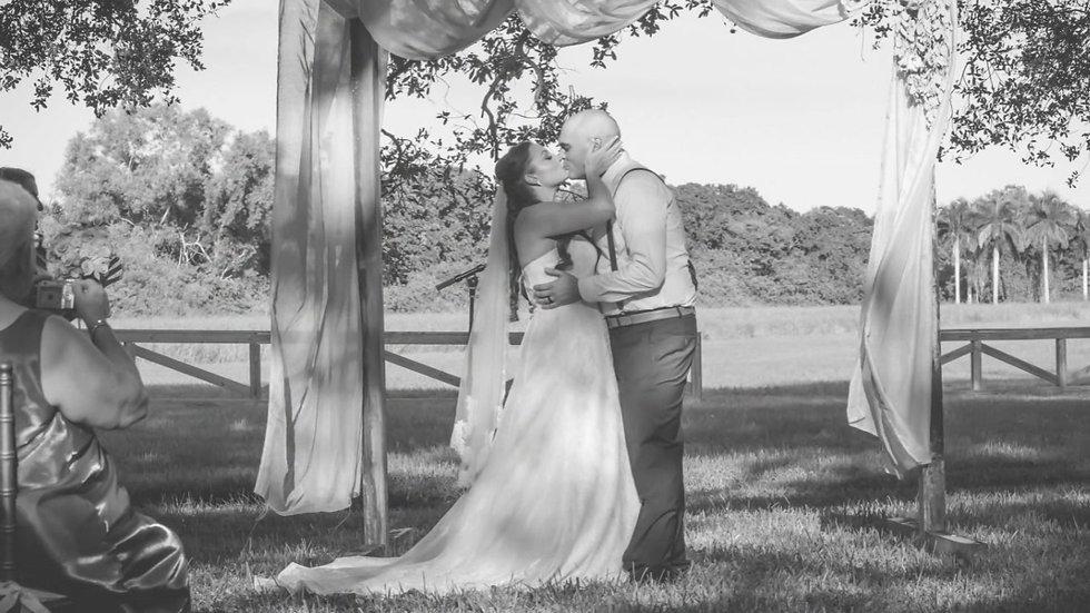 Ayleah and Josh's Wedding Day