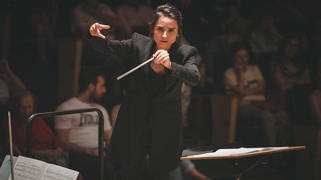 Natalia Salinas - Orchestra Conductor