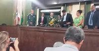 Pastor Capelão Pinheiro Recebe Título de Cidadão de Salvador!