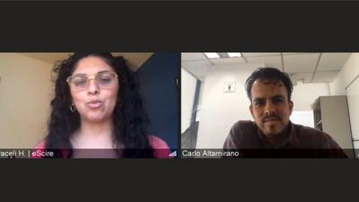 Entrevista al Dr. Carlo Altamirano