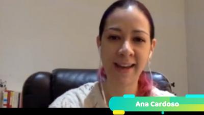 Entrevista - Ana Cardoso