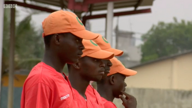 Baseball Ambitions in Ivory Coast