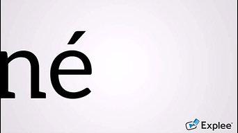 Le verbe être
