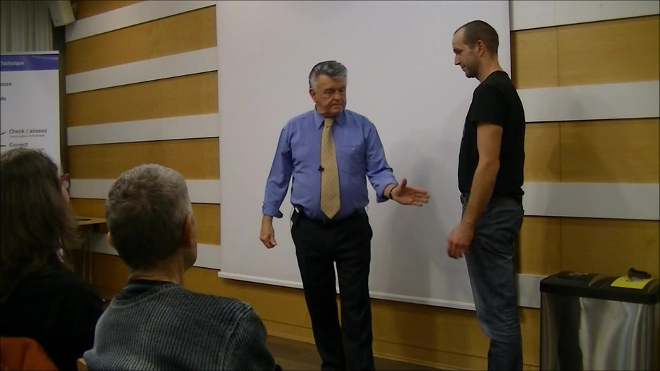Ross Emmett Slovenija predavanje 26.11.2016