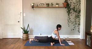 Flowing to Stillness with Kayla