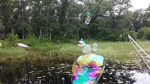 Cabin Bubbles