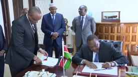 KENYA'S DEBT PROBLEM   IMF imposes tough conditions on Kenya